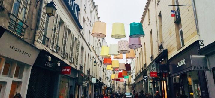 An adorable city street