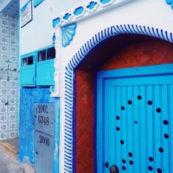In love with the doorways