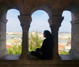 View of Pest from Fisherman's Bastion