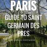 Paris Saint Germain des Pres