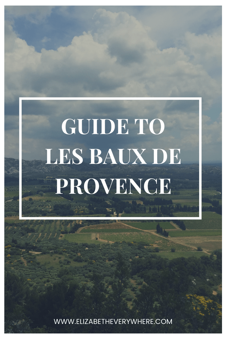 Visiting Les Baux-de-Provence and the Carrieres de Lumieres