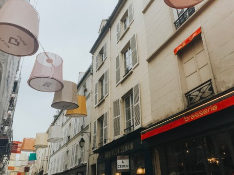 A Street in the Haut Marais