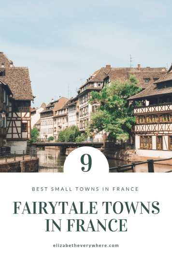 9 Best Small Towns in France