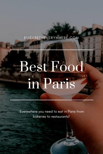 Where to eat in Paris - Best food in Paris