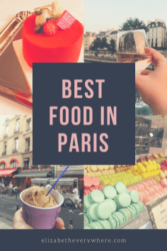 Foodie Guide to Paris- Where to eat in Paris
