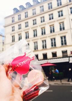 Macarons Fauchon in Paris