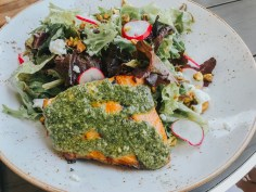 Jianna places to eat in greenville sc salmon