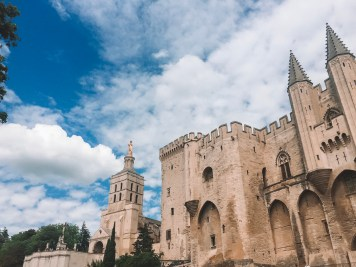best small towns in France Avignon