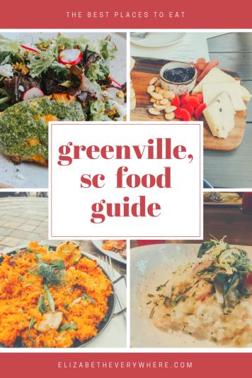Best Restaurants in Greenville SC