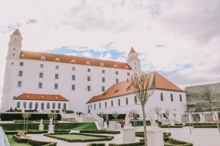 Bratislava Castle bratislava card