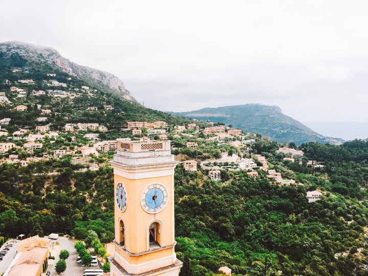 Southern France road trip Eze