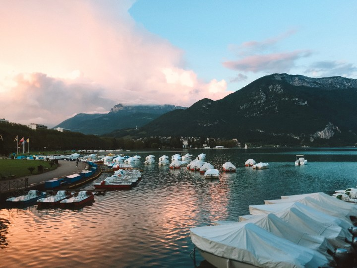 Southern France Itinerary Annecy
