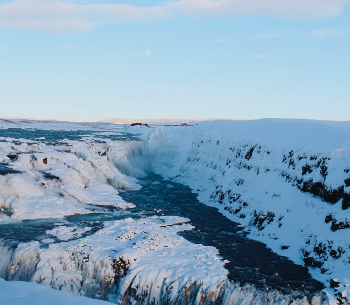 Gullfoss Iceland - 5 days in Iceland