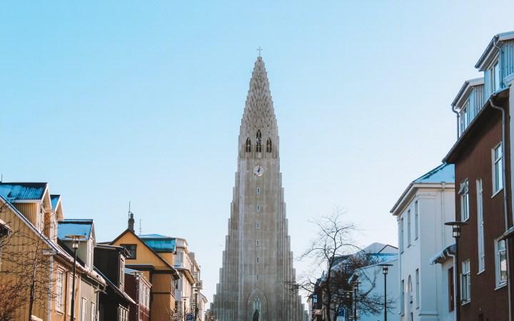 Iceland Packing List reykjavik