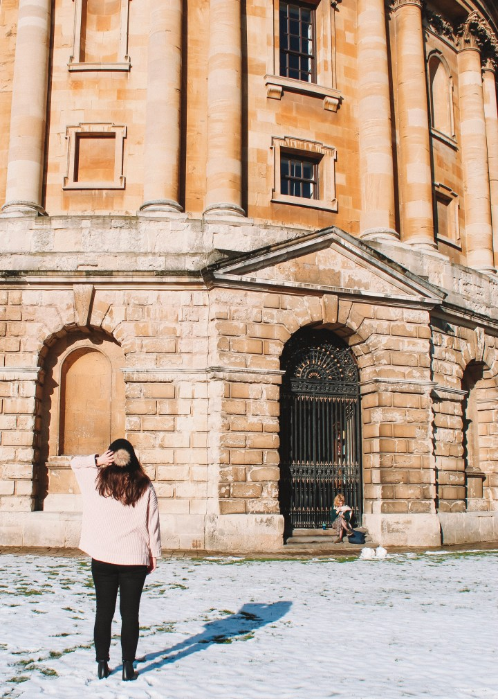Day Trip to Oxford Radcliffe Camera