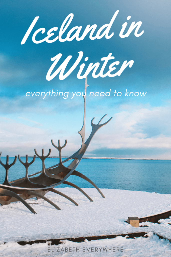 Visiting Iceland in Winter - February in Iceland