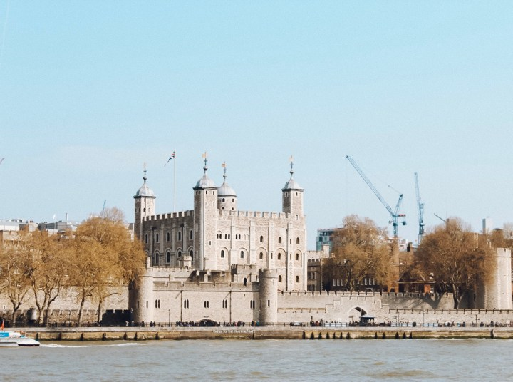 Tower of London things to do near London Bridge