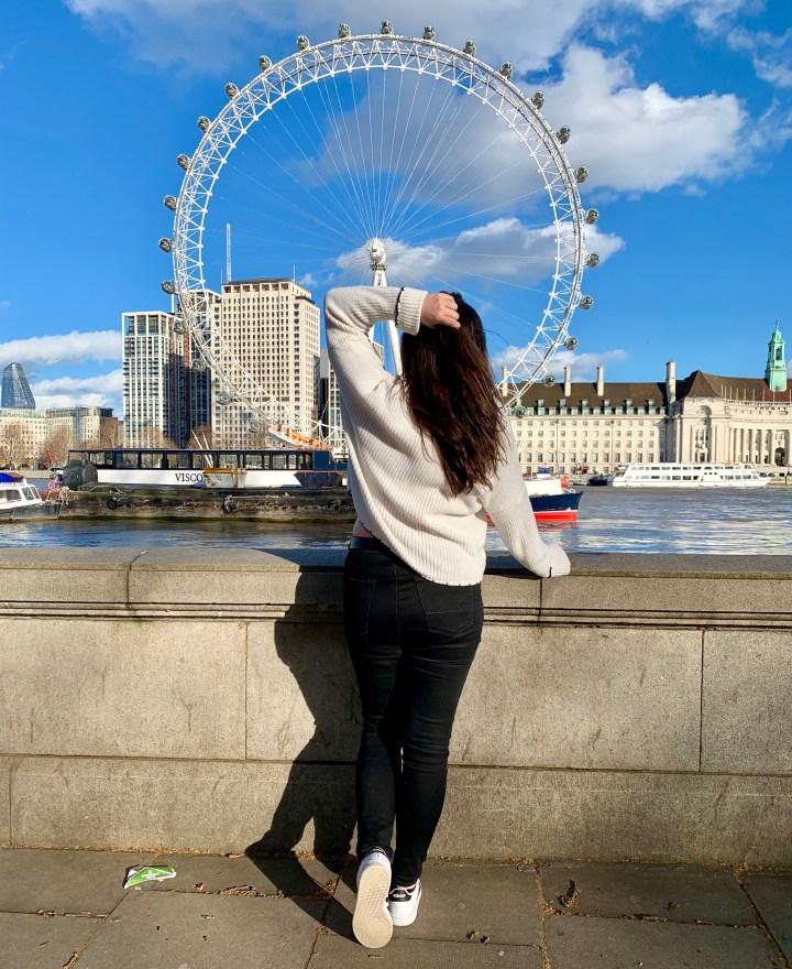 Best Photo Spots in London London Eye