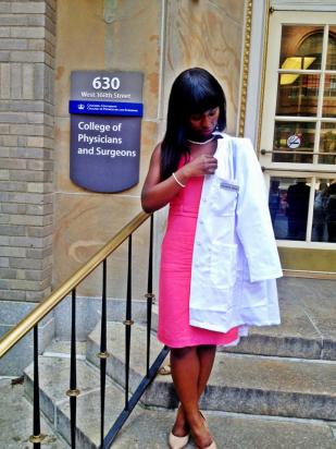 White Coat Ceremony.