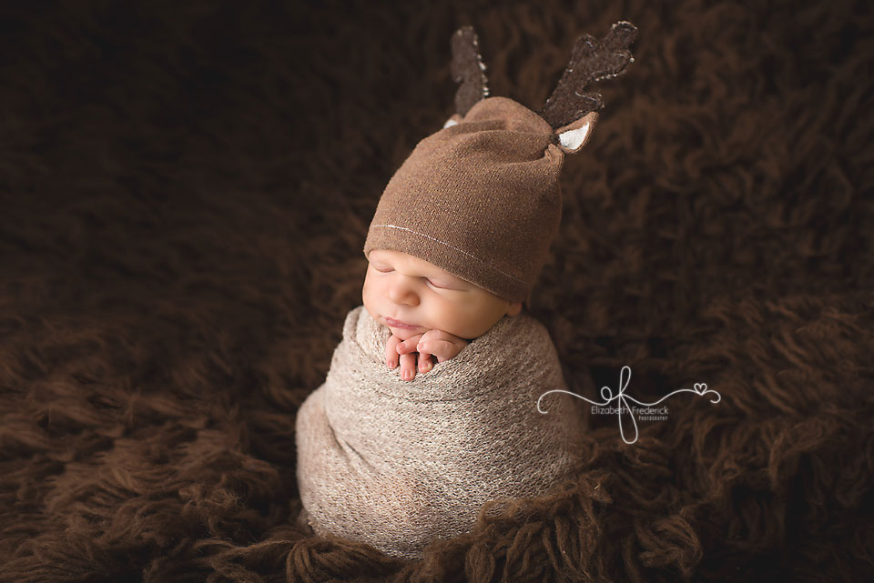 CT Newborn Photographer Elizabeth Frederick Photography