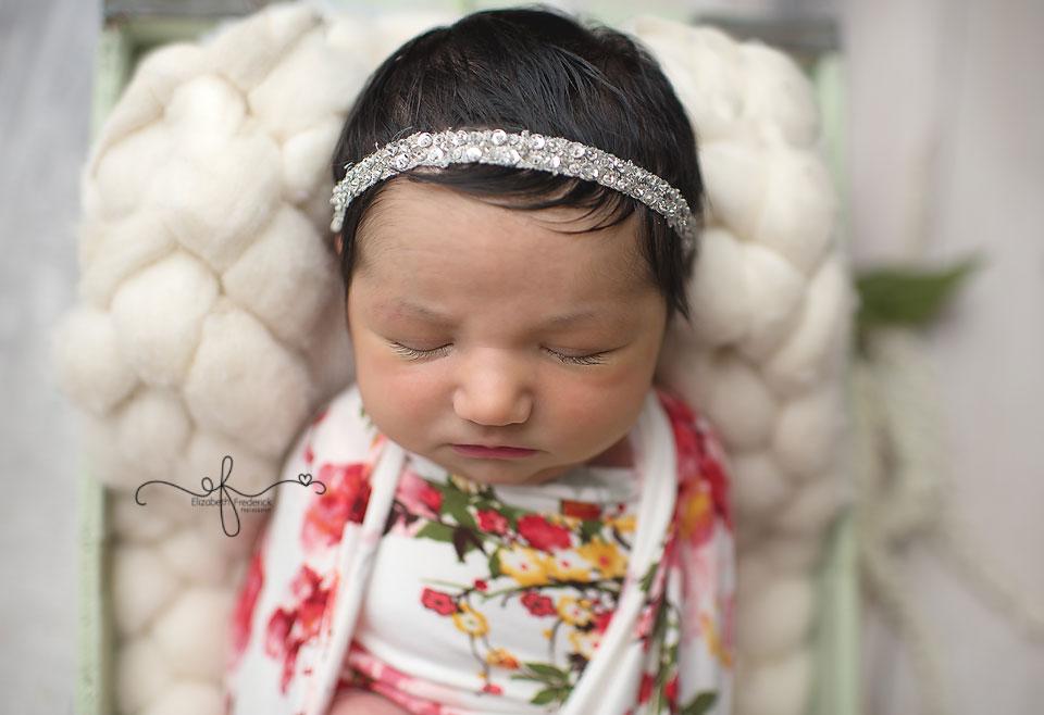 CT Newborn Photographer Elizabeth Frederick Photography