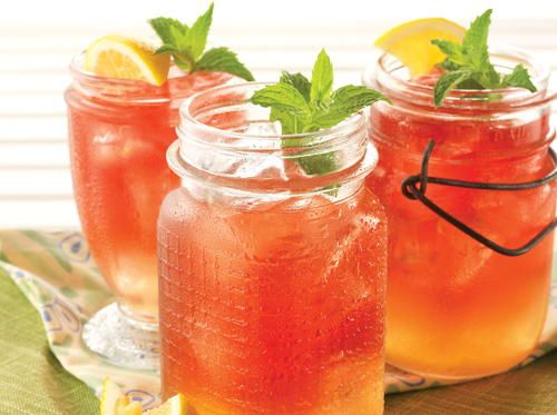 Sweet Tea Cocktails