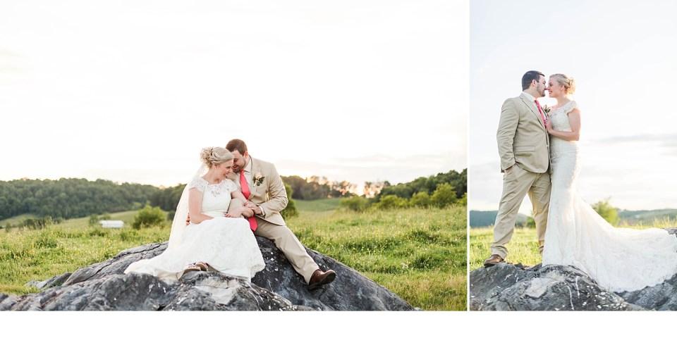Lake Oconoee Weddings, Blush Pink Weddings
