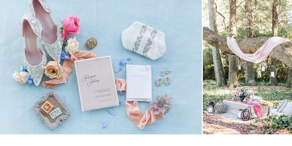 Botanical Garden Weddings, Blush Pink Weddings,