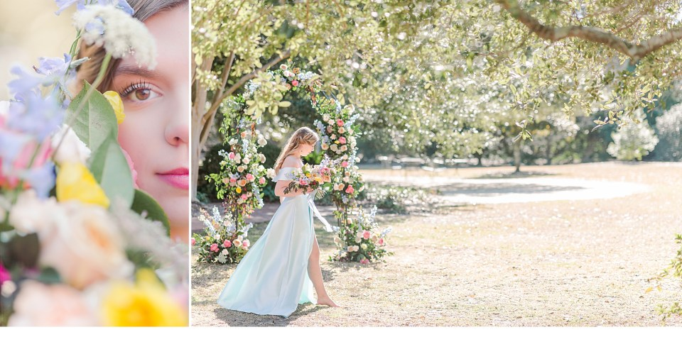 Whimsical Weddings, Blue weddings
