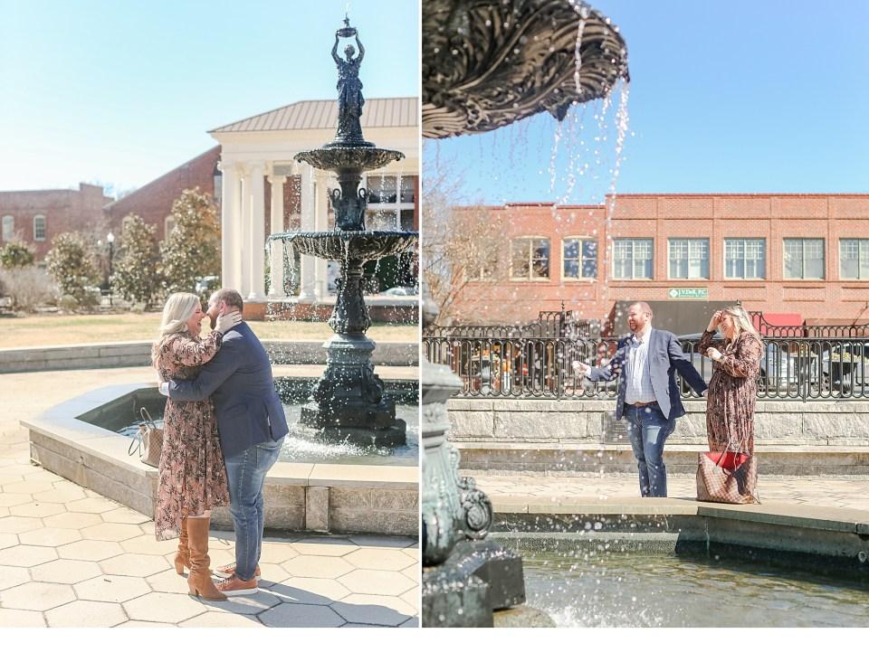 Engagement Photos, Athens Ga Photographer