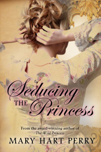 Seducing the Princess book cover