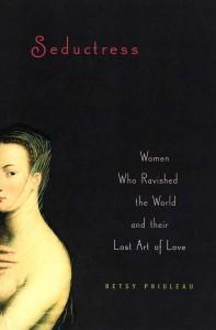 Seductress book cover