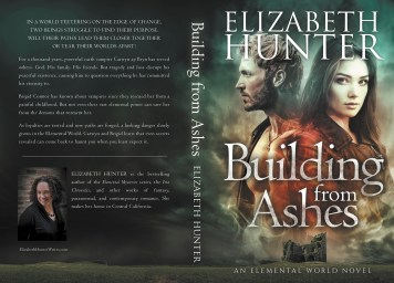 Building From Ashes - Paperback Cover