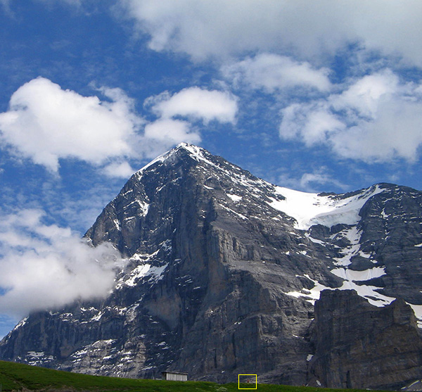 North Face Eiger