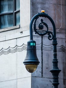 street light - New York City