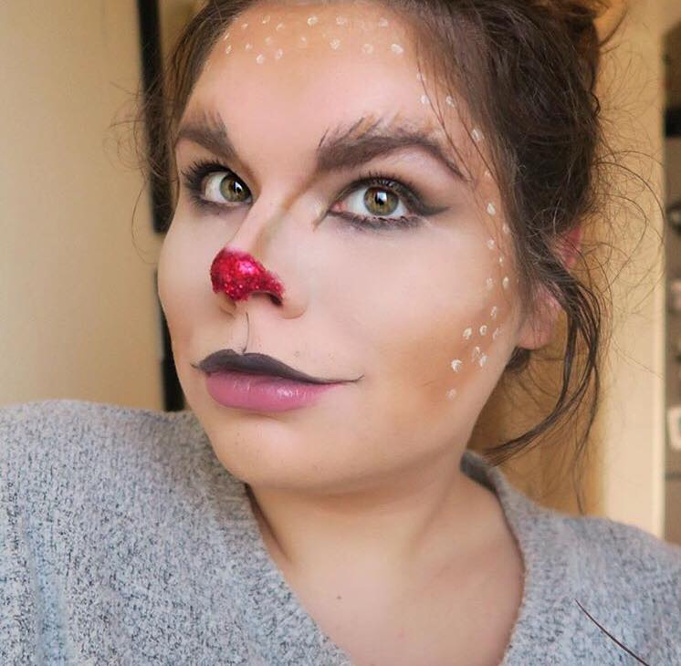Blogmas Day 6 – Christmas Makeup (fancy dress & party looks)
