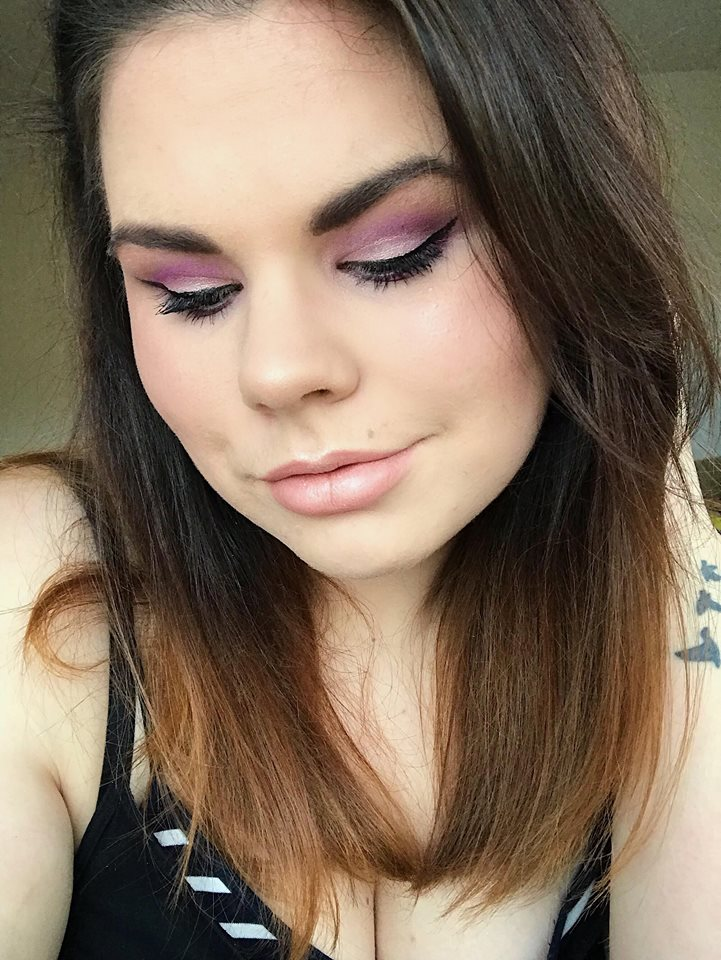 Valentines Makeup using my favourite products.