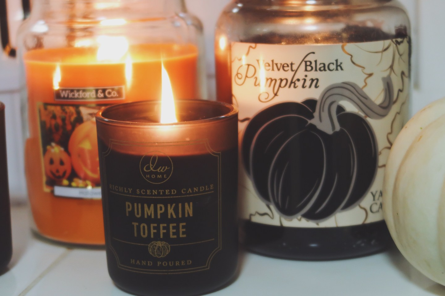 My favourite Halloween candles