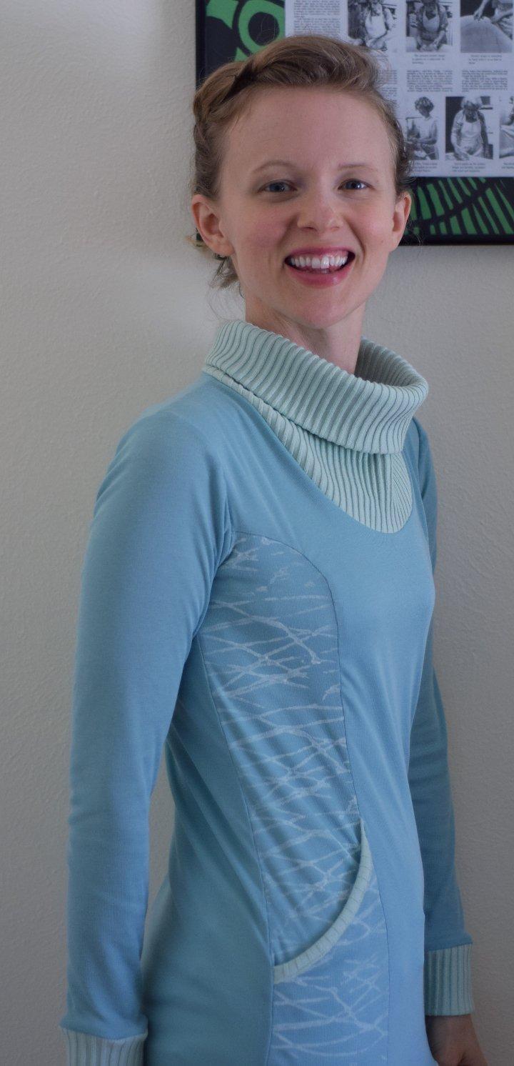 Denver dress and tunic
