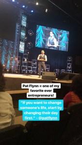 Patt Flynn Speaking At Business Boutique