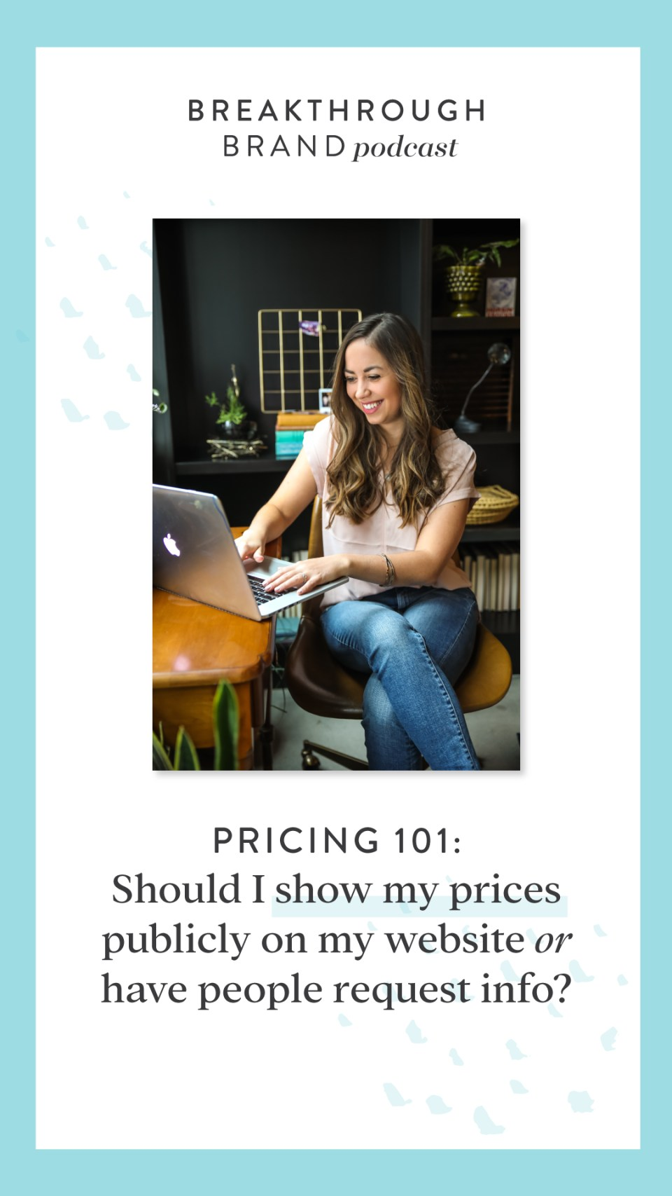 Should I show my prices on my website or make people contact me to see them? All about pricing psychology, what works, what doesn't, and how to choose what's best for you, RIGHT NOW!