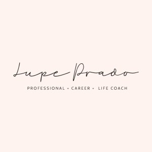 Lupe Prado - Template Customization from Elizabeth McCravy Shop Showit templates - beautiful brand for a life coach