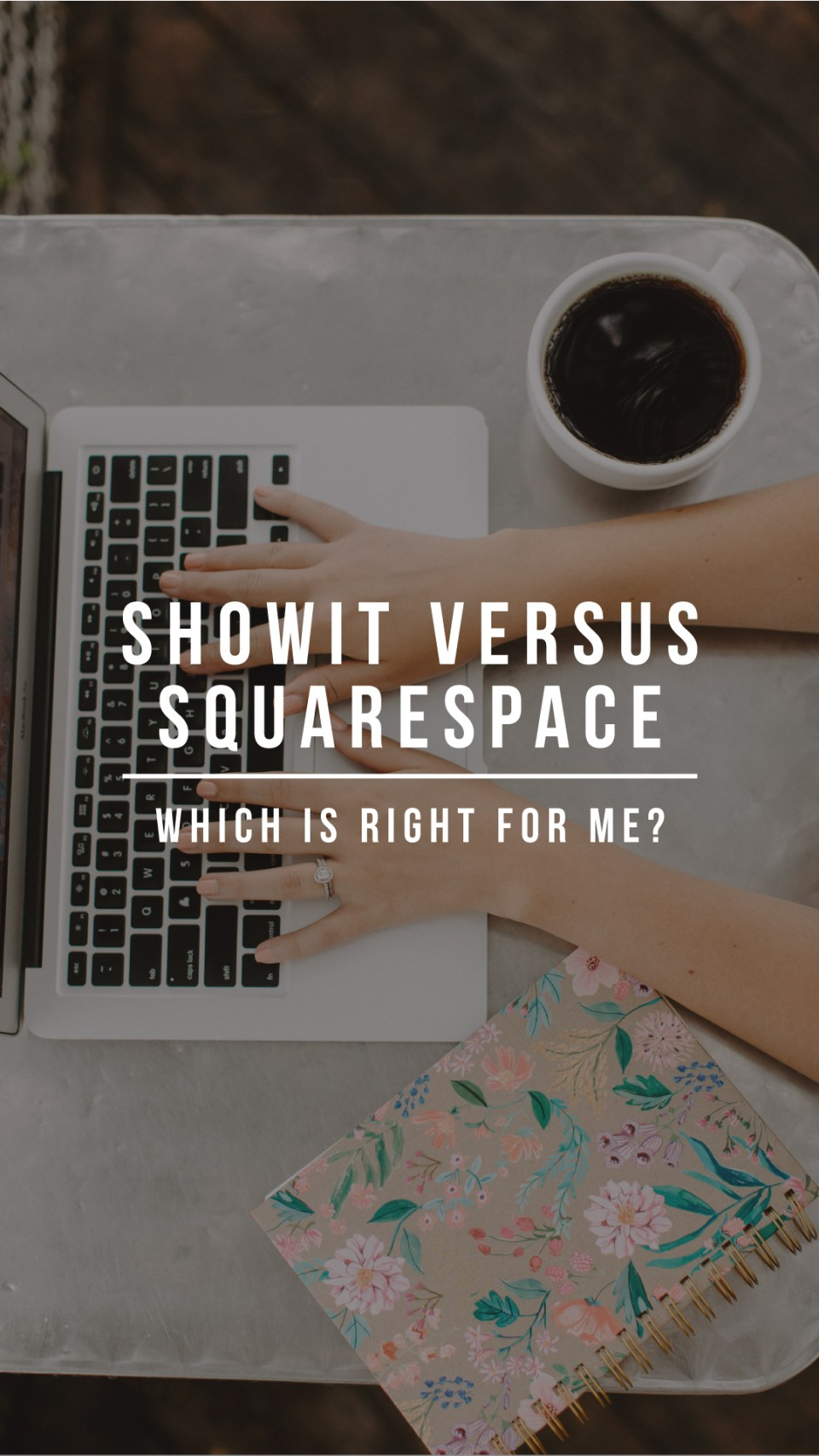 What it's like to switch from Squarespace to Showit and how to know which platform is best for your business