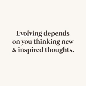 Letter from my future self - evolving - Breakthrough Brand