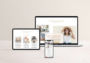 See how Stephanie Kase made $3,000 in shop sales when she launched her EM Shop template.