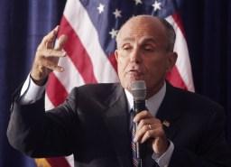 foto de Giuliani