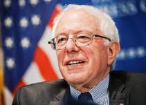 foto de Bernie Sanders