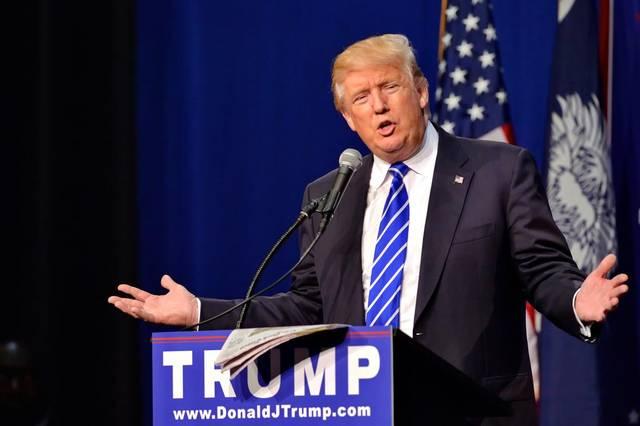foto de Donald Trump