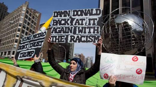 foto de protestas