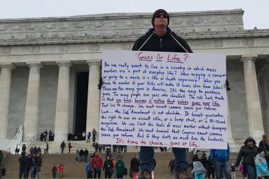 foto March for Our Lives - Marcha por nuestras vidas
